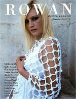 Latest 2004 Spring / Summer magazine from Rowan