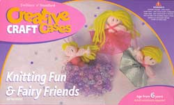 Creative Craft Cases- Knitting Fun & Fairy Friends
