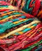 Multi Colour Silk