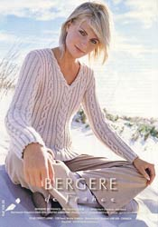 Knitting Pattern Bergere de France