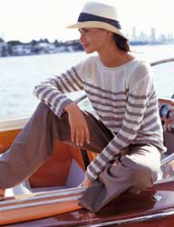 Boat Neck Sweater -2 left