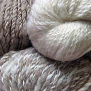 Handspun Cashmere Knitting Yarns