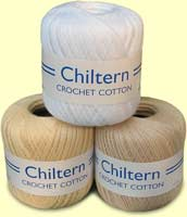 Chiltern Crochet Cotton