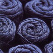 Knitting Yarns - Denim Indigo Dye Cotton DK - Cotton