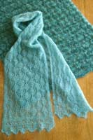 Cocoon Lace Scarf or Wrap- 12