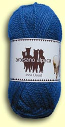 Inca Cloud Artesano Alpaca Yarns