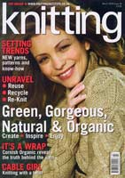 Knitting Magazine March 08