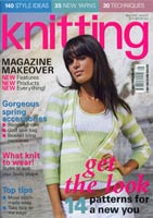 Knitting Magazine May 2007