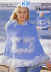 Elle Knitting Pattern