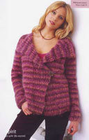 Is patons bohemian equal to uk chunky. patons children knit zip