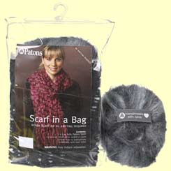 Scarf in a Bag