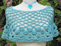 Free Pattern - Capelet