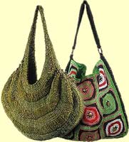 BAG HOBO KNIT PATTERN Free Knitting and Crochet Patterns