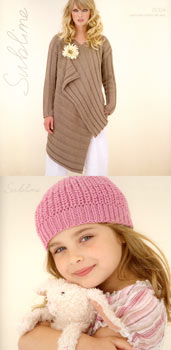 Sublime Knitting Patterns