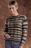 Tonalita Seed&Cable Sweater-30
