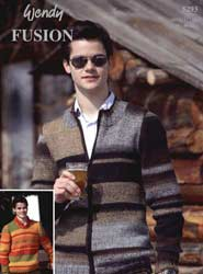 Men's Cardigan and Sweater-1
