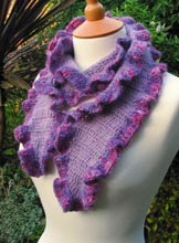 Frilly Scarf Kit
