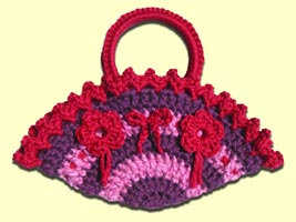 Crocheted bag patterns