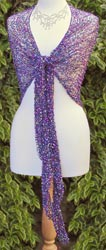 Crocheted Bolero